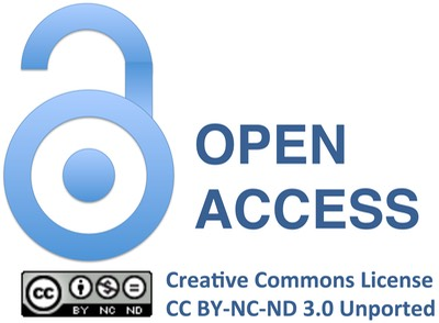 Open access logo CC